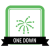"Badge icon ""Fireworks (1455)"" provided by Natalie Doud, from The Noun Project under Creative Commons - Attribution (CC BY 3.0)"